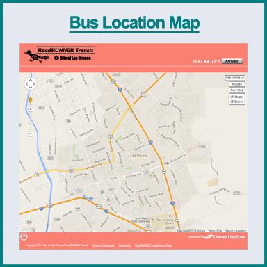 RoadRUNNER Transit BusTracker